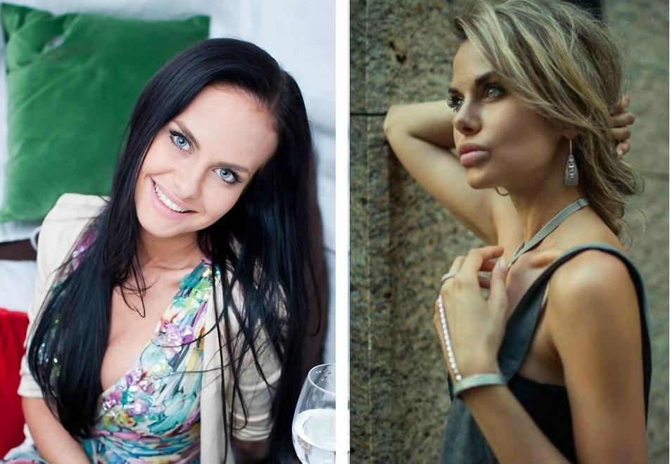 Аурика Алехина до и после пластики