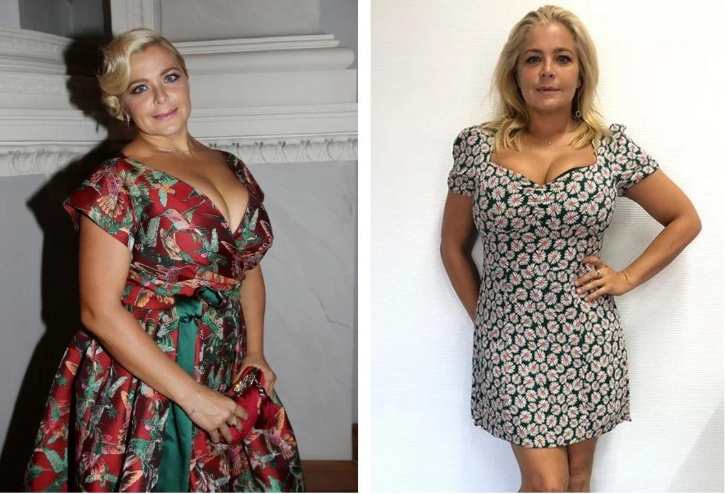 ирина пегова похудела до и после